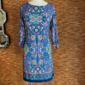 Multi colored size small Laundry dress